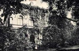 Vorderseite um 1914 (Postkarte)