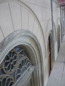 Frontfassade