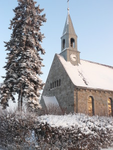 Kirche in Saritsch
