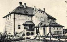 Schule in Saritsch von 1913