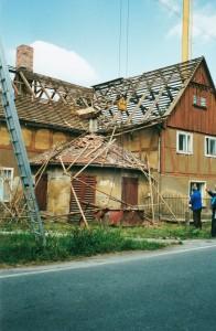 Abriss Juli 2000