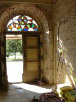 Eingangsbereich von Innen